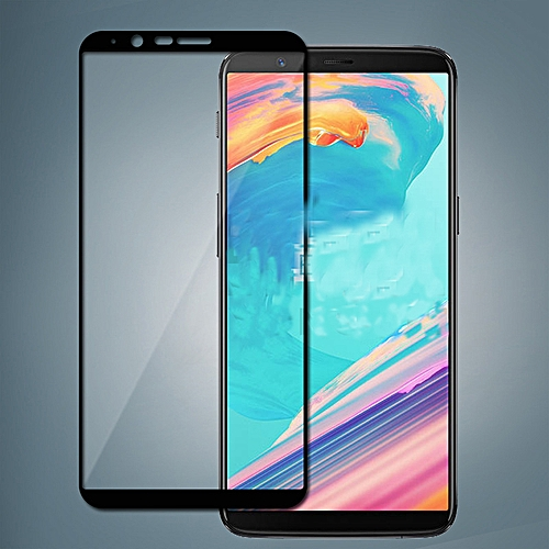 d781dd379fcf67 Generic Oneplus 5T Glass Full Screen Protector Film Tempered Glass For One  plus 5T A5010 1+5T Screen Protection Full Coverage glass case
