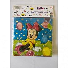 Minnie mouse serviettes-20 pieces-multicolored