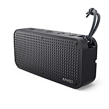 SoundCore Sport XL - 16W IPX7 Waterproof Bluetooth Speaker with Built-in Mic and 2 Subwoofers – A3181 – Black