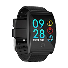 QS05 Smart Color Screen Calorie Exercise Heart Rate Pedometer Smart Watch