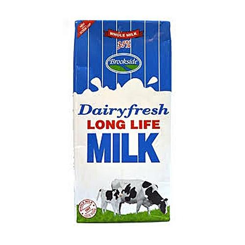 UHT Whole Milk  - 1Litre