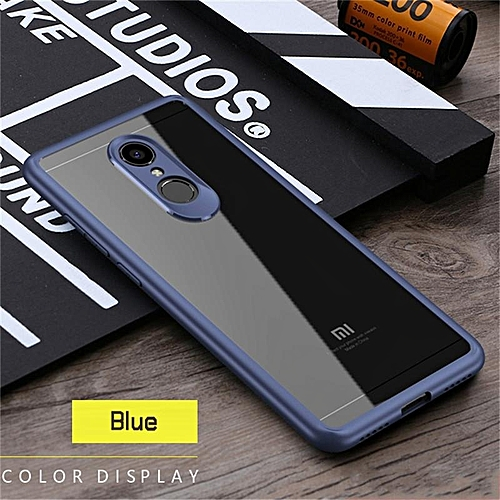 quality design 32d22 7ad19 For Xiaomi Redmi 5 Case TPU+PC Transparent Back Cover For Redmi 5 Cases  Phone Case For Redmi 5 Protection Cover Casing 147211 c-2 (Color:Main  Picture)