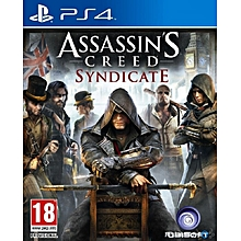 PS4 - Assassins's Creed: Syndicate