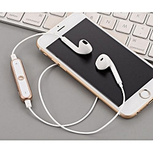 Wireless Bluetooth Headset Earphones For Apple & Android - Sweat proof Stereo