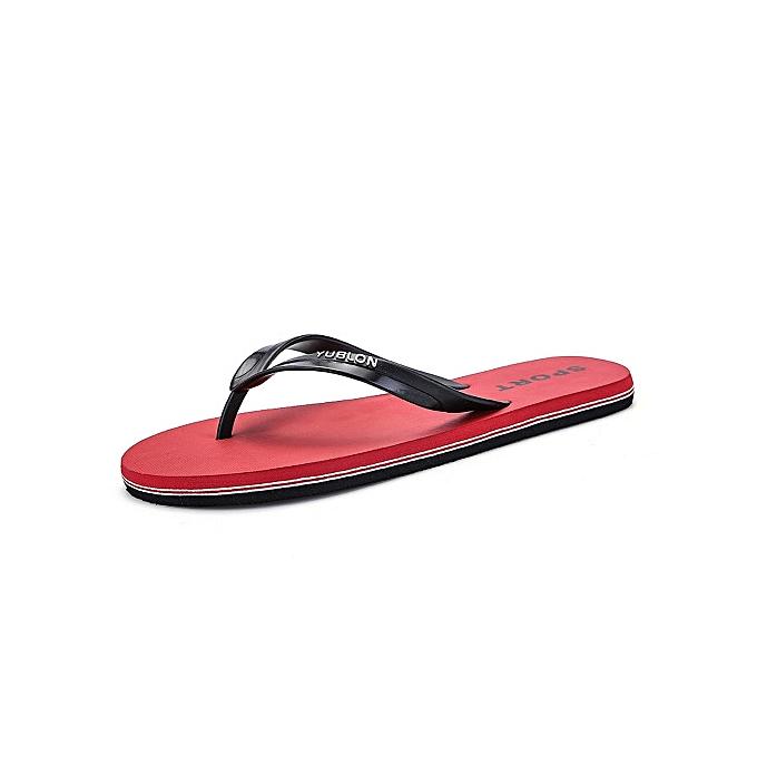 c1aea2799993 ... Super Large Size Men s EVA Soft Flip Flops Non-slip Waterproof Slippers Indoor  Shower slip ...