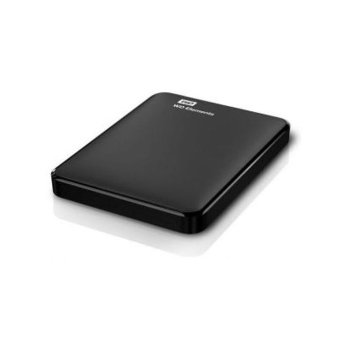 Western Digital WD Elements 500GB Portable USB 3.0 External Storage Hard Disk Drive - Black ...
