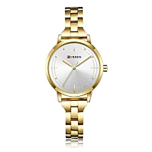 Women Fashion Watches Top Brand Luxury Ladies Watch Stainless Steel Band Classic Dress Bracelet Female Clock
