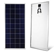 100Watts  12Volts Solar Panels - Black & Silver