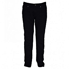 Black Boys Denim Slim Fit Pants