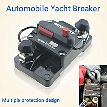 120A Heavy Duty Boat Marine Circuit Breaker Dual Battery Manual Reset IP67 Waterproof