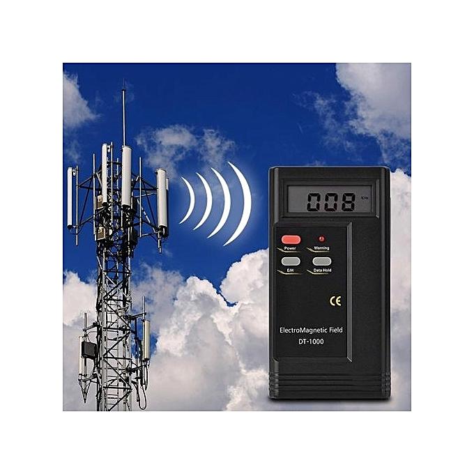 Digital LCD Electromagnetic Radiation Detector EMF Meter Tester Tool