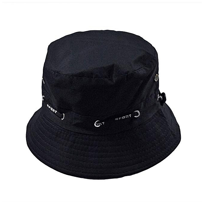 Men Women Unisex Cotton Bucket Hat Double Side Fishing Boonie Bush Cap  Visor Sun 99424ce3e3