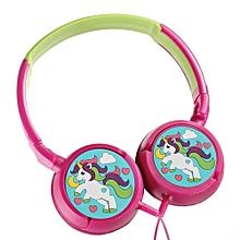 Kiddies Unicorn Headphones