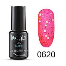 8ml  UV Gel Polish-Diamond Glitter 0620