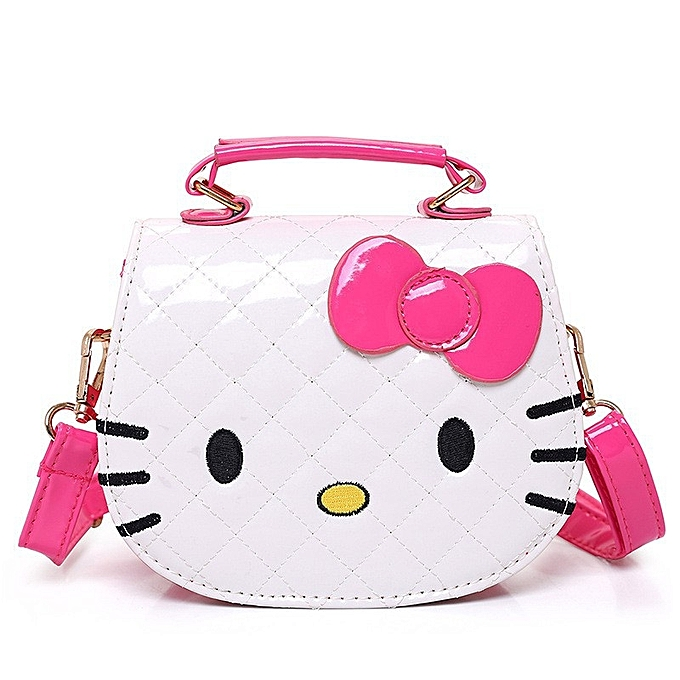 00d6444a53 Generic Hello kitty bag Korean Kawaii sling bag handbag Shoulder ...