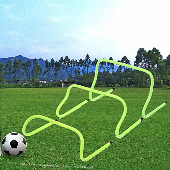 "Kids Childrens Football Field 100 X 133cm: Buy UNIVERSAL AGILITY HURDLES 6"" Football Rugby Speed"