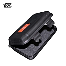 KZ Headset Storage Box For Earphones Earbuds Headsets Headphones  XBQ-A