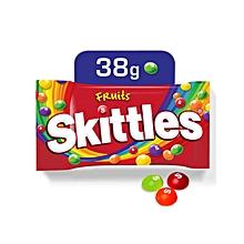 Skittles Coated Fruit Candy-38g