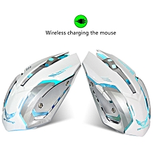 New 2.4Ghz Wireless Optical Gaming Mouse Mice& USB Receiver For PC Laptop