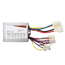 36V 500W Motor Brush Speed Controller Governor For E-Bike Electric Bike Scooter