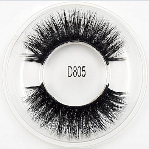 41d3ecd4b8a Generic Mink Eyelashes 3D Mink Lashes Dramatic Eye Handmade Cruelty-free  Mink Lashes False Eyelashes Makeup Lashes D808(D805)