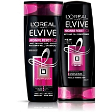 Elvive Arginine Triple resist shampoo 200ml + L'Oreal Elvive Arginine Triple resist conditioner 200ml