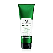 Tea Tree 3-in-1 Wash Scrub Mask - 125ml