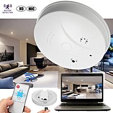 Smoke Detector 1280*960P Hidden Camera Video Recorder Nanny Cam Motion Detector