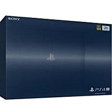 PS4 Console Pro 2TB 500 Million Edition