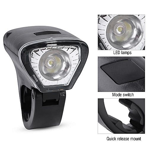 Bike Light Bright Led Flashlight Bicycle Front Light Lamp Electricity-saving Bike Headlight For Night Cycling Accessories Cycling Bicycle Accessories