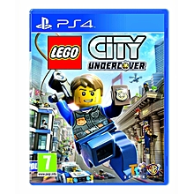 PS4 Game Lego City Undercover