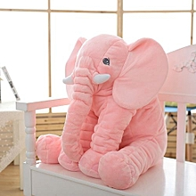 Kids Room Bed Decoration Toys Placate Doll Soft Elephants Light Gray Home Supplies