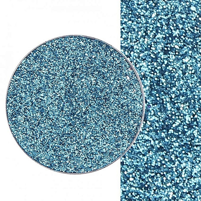 Generic Women Single Pressed Glitter Brightening Long