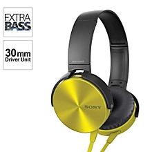 SONY Extra Bass, HEAVY BASS Headphone