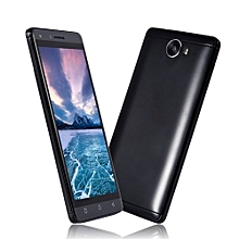 O6 MT6572 Dual Core 1.2Ghz Processor 5 Inch QHD IPS LCD 960*540 Smart Phone Black