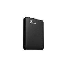 WD Elements 500GB Portable USB 3.0 External Storage Hard Disk Drive - Black