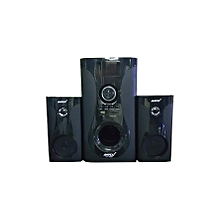 AX-308BT - 2.1 Channel Bluetooth Subwofer -  8800W – Black