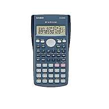 FX-82ms 2-Line Display Scientific Calculator