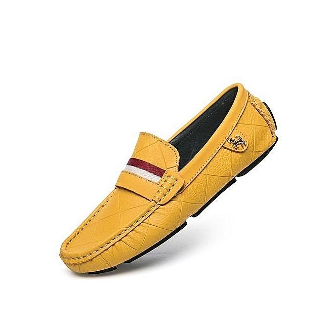 Fashion Men Shoes Casual High Quality Italian Fashion Driving Shoes