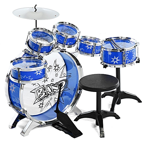 Buy Generic Kids Children Junior Drum Set Drums Kit Percussion