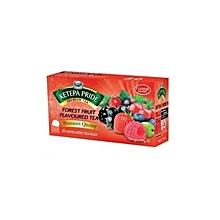 Pride Forest Fruit Flavour Tea 50 g 25 Bags
