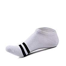 Men's Socks Cotton Pure Color Male Boat Socks Summer Breathable Shallow.