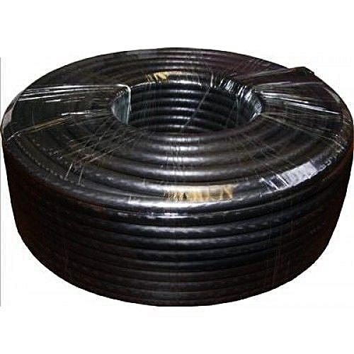 Sensational Generic Cctv Rg59 Coaxial Cable With Power 200M Reel Black Best Wiring Cloud Brecesaoduqqnet