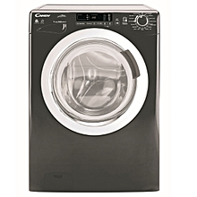 CW/104- Front Load Candy 9Kg Washer, 6Kg Dryer- Silver