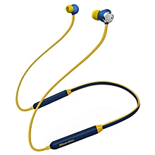 Active Noise Cancelling Headphones Neckband Earphones Sports Bluetooth 4.2 Headset Magnetic Design with Mic