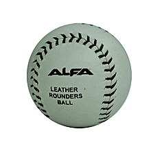 Rounders Ball Leather Small: : Alfa