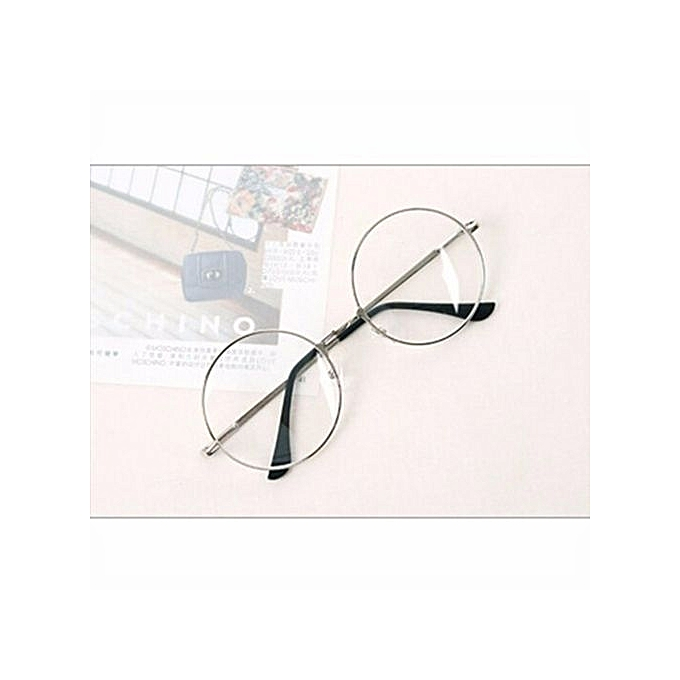 Buy Fashion Hequeen Retro Round Glasses Men Harry Potter Glasses ...