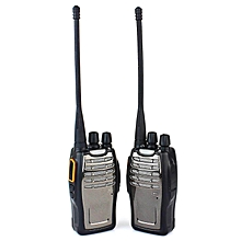BaoFeng BF-A5 5W 400~470MHz Walkie Talkie w/ Flashlight / FM Radio