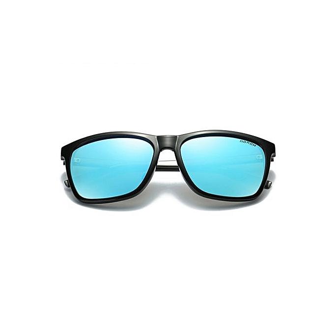 10e9821fb23 Generic Refined Brand Logo Design Mens Polarized Sunglasses Driving Pilot  UV400 Eyewear Mirror Sun Glasses Accessories For Men Women A387-blue