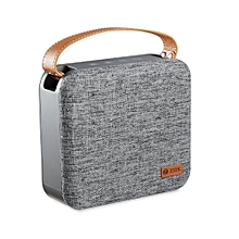 ZB-Rocker Plush - Bluetooth Speaker - 24W - 5200mAh - Grey